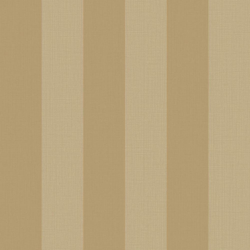 Stripe Wallpaper Bedroom Lounge Decor Vinyl Metallic