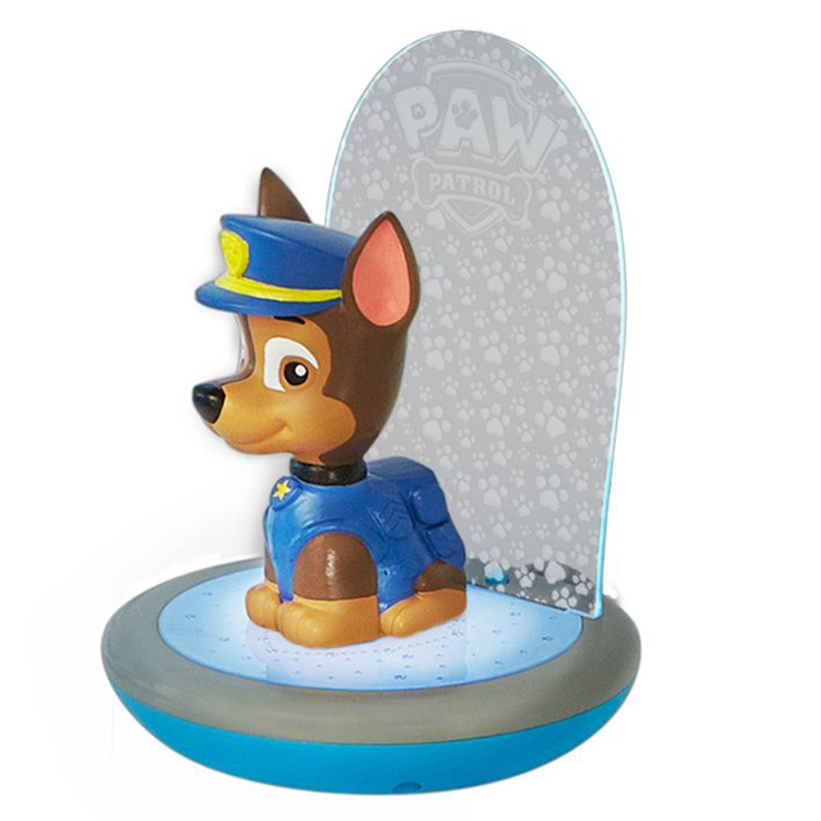 PAW PATROL CHASE 3 IN 1 MAGIC GO GLOW NIGHT LIGHT CHILDRENS BEDROOM  LIGHTING NEW cac69fa31957