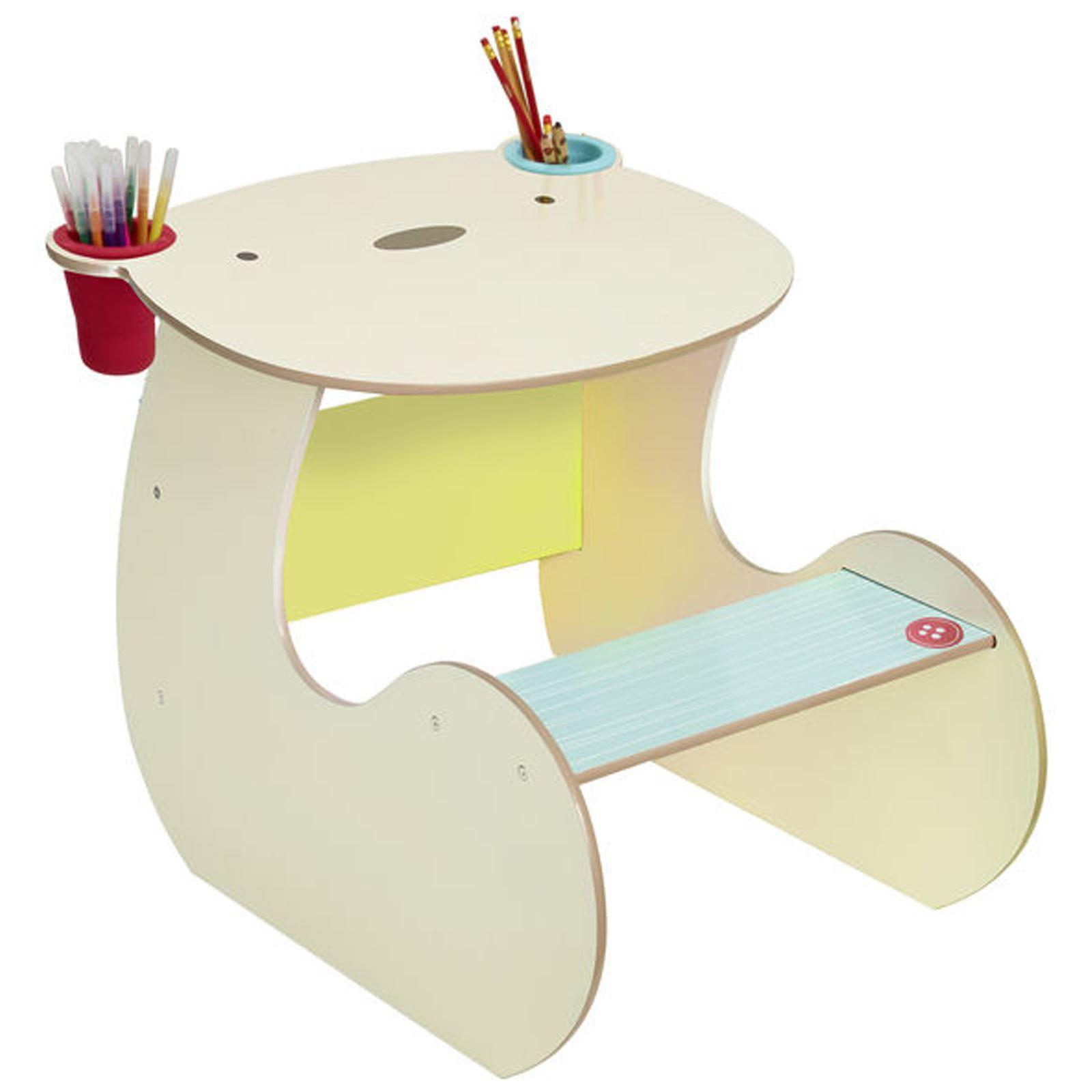 Oso Abrazo Niños Muebles de dormitorio - escritorio con asiento ...
