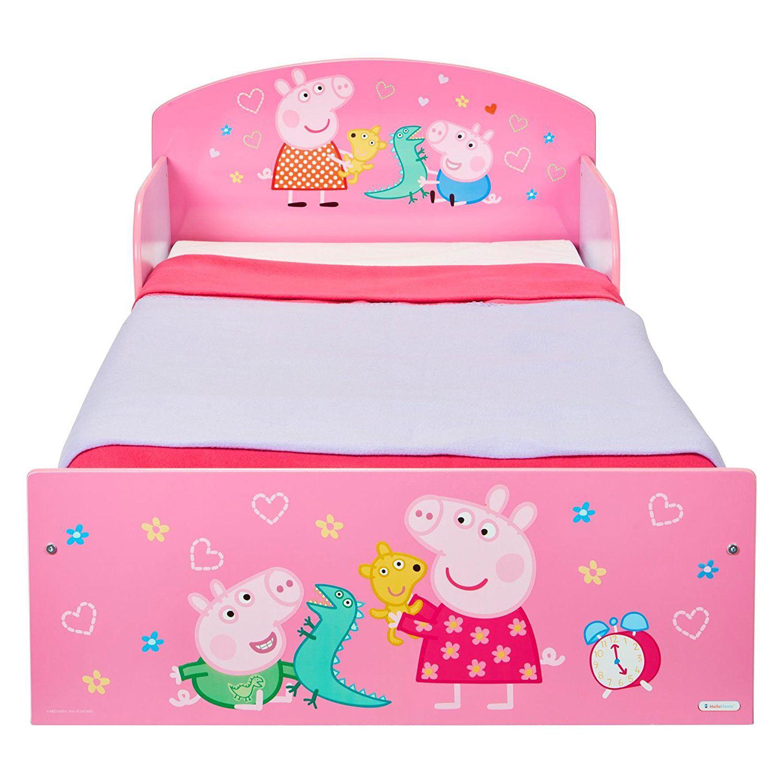 miniatura 35 - KIDS CHARACTER TODDLER BEDS - BOYS GIRLS BEDROOM DISNEY