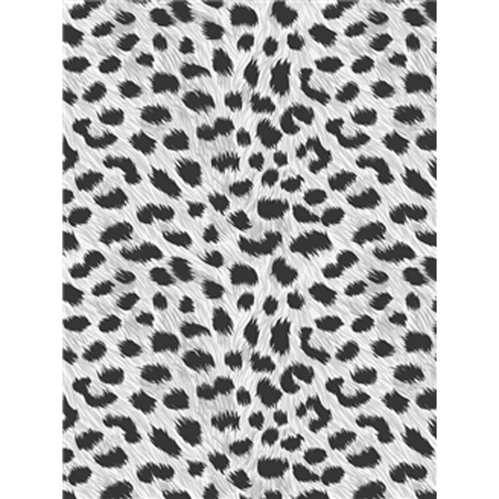 Leoparden druck tapete tier aufdruck fine decor lila for Tapete lila gold