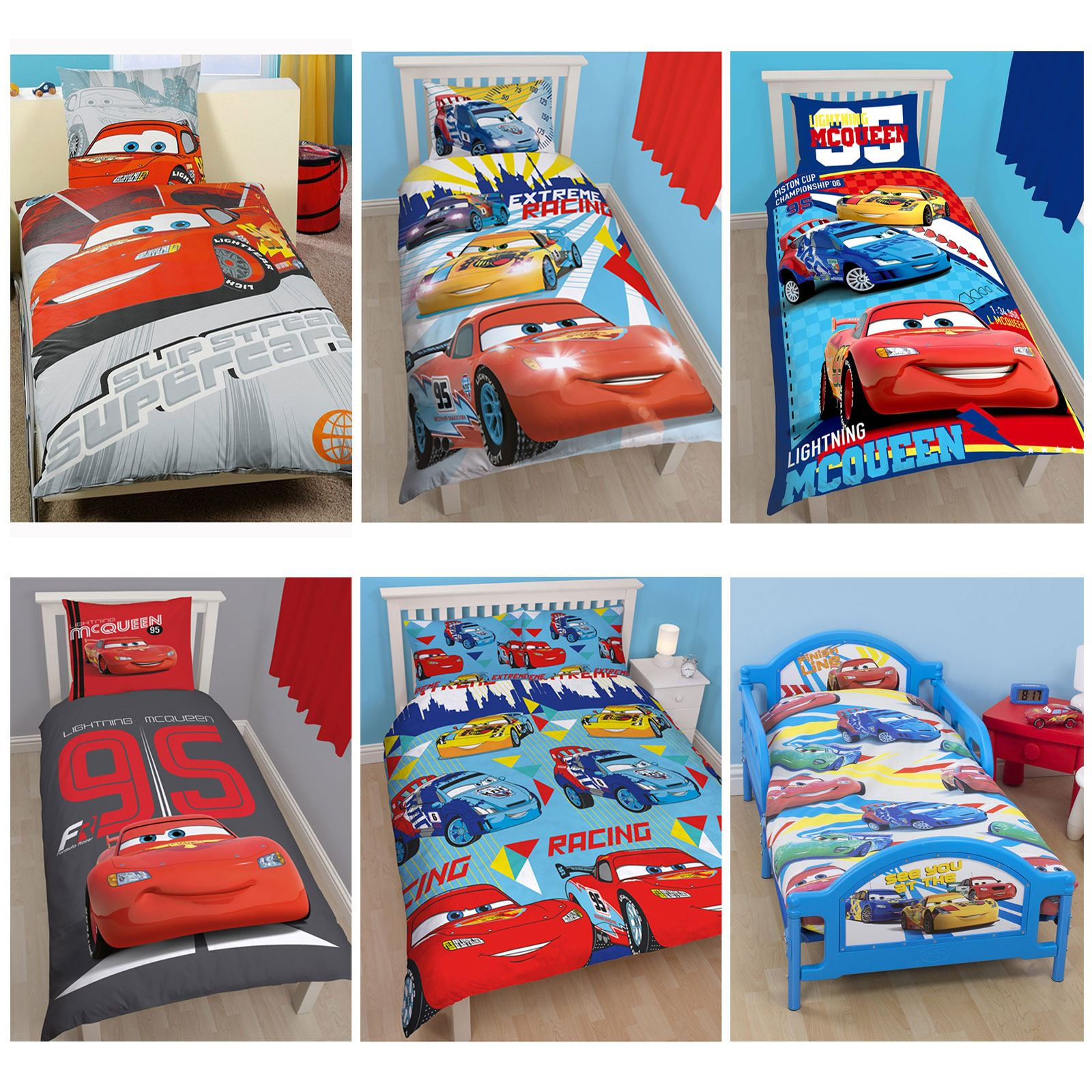 Childrens Double Duvet Covers Cars
