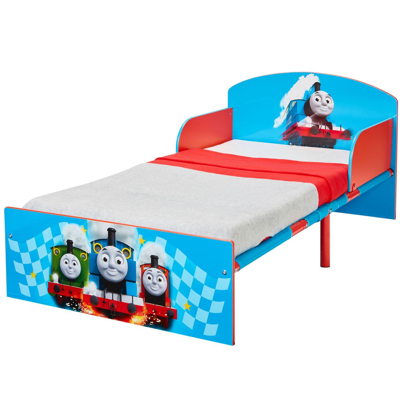 miniatura 49 - KIDS CHARACTER TODDLER BEDS - BOYS GIRLS BEDROOM DISNEY