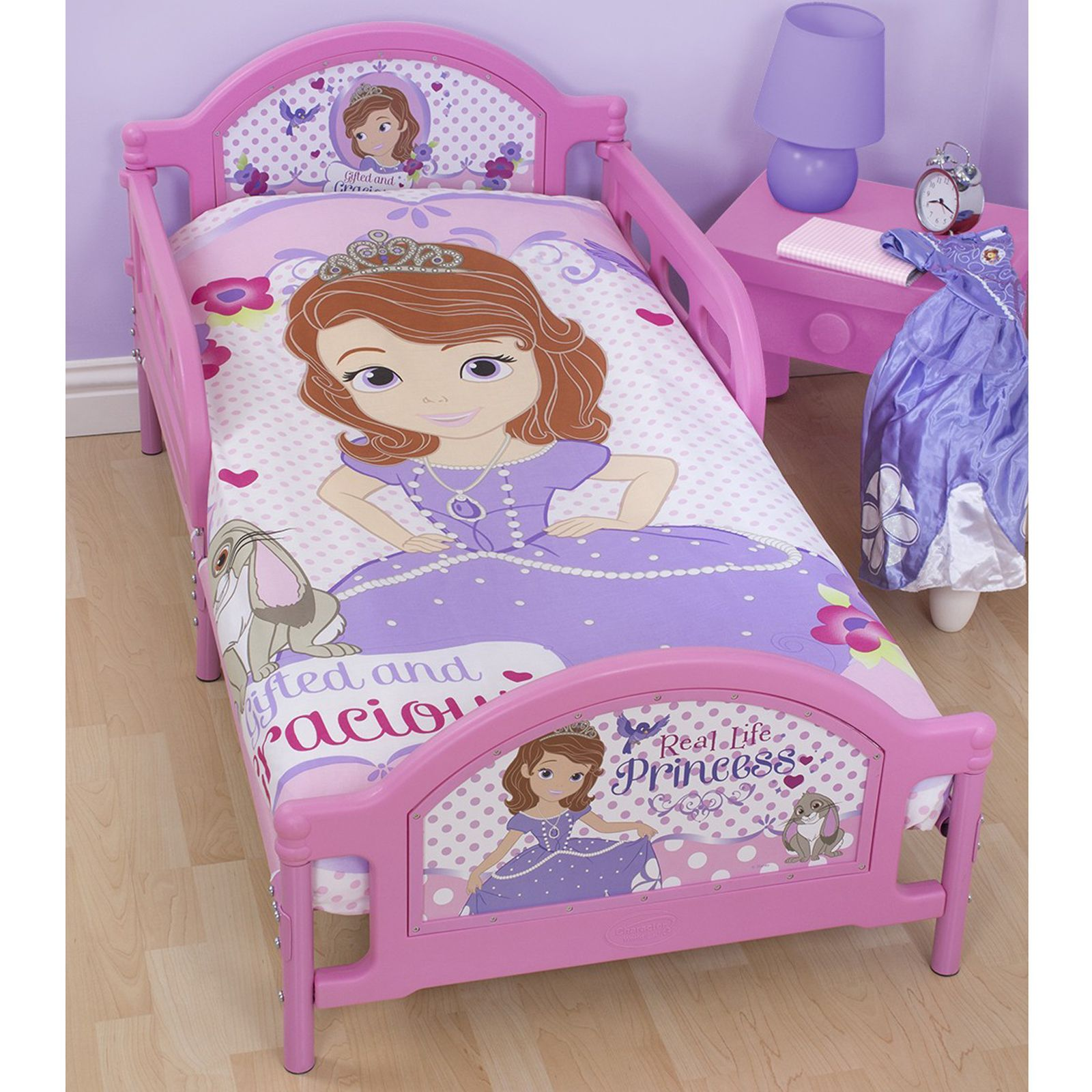 DISNEY SOFIA THE FIRST BEDDING SINGLE DOUBLE Amp