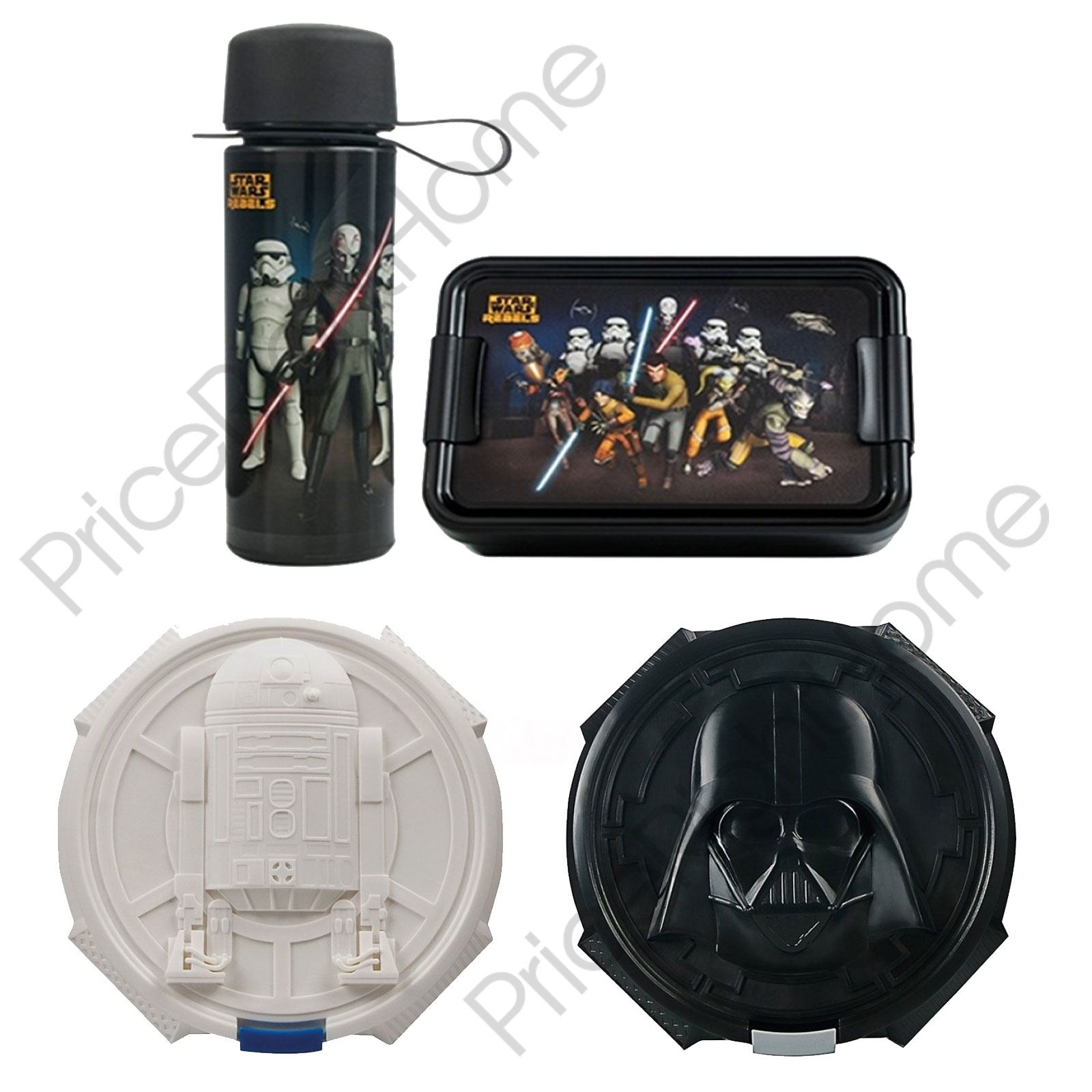 STAR WARS LUNCH BOXES CHILDRENS SCHOOL SNACKS u0026 LUNCH BOX OFFICIAL FREE P+P NEW  sc 1 st  eBay : star wars lunch box - Aboutintivar.Com
