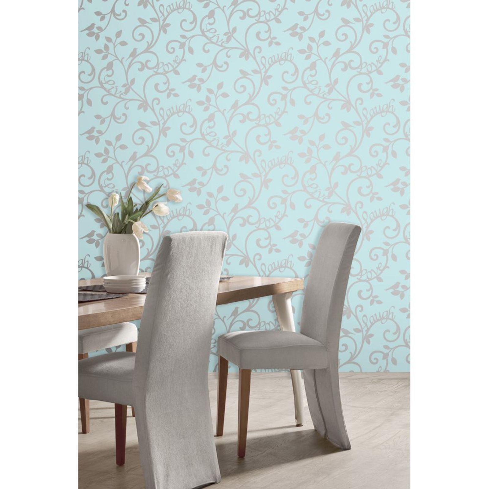 Simple Wallpaper Grey Duck Egg Blue - b356e3ef-de47-44e3-95dd-79c35f6f17c2  You Should Have_745731.jpg