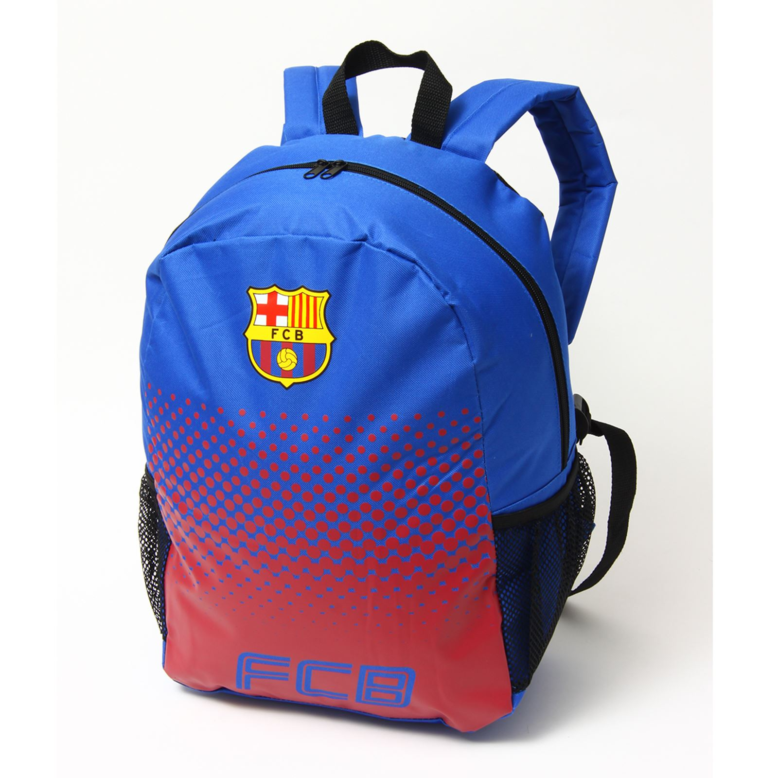 Football Backpacks Boys School Bag Rucksack Barcelona