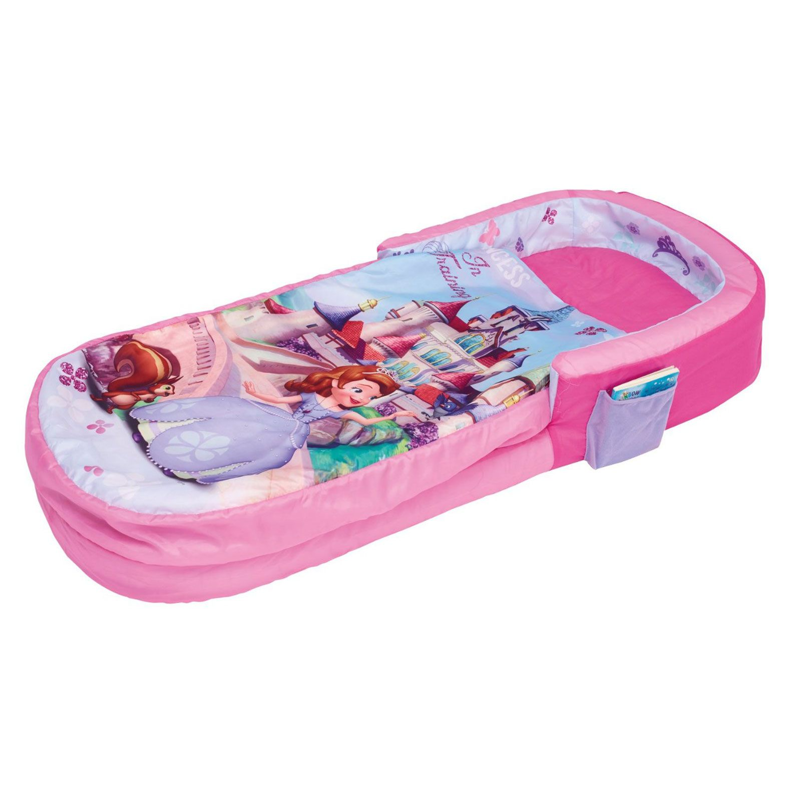 KIDS READY BED INFLATABLE AIR BEDS IDEAL FOR