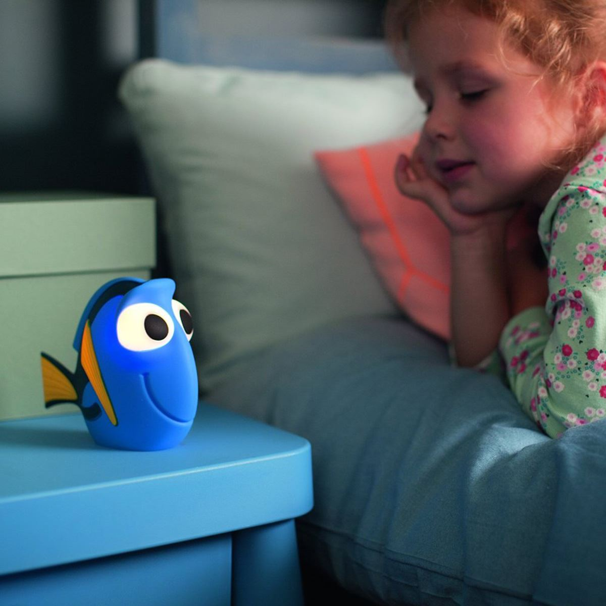 Philips Disney Softpal Portatile Led Notte Luci Bambini