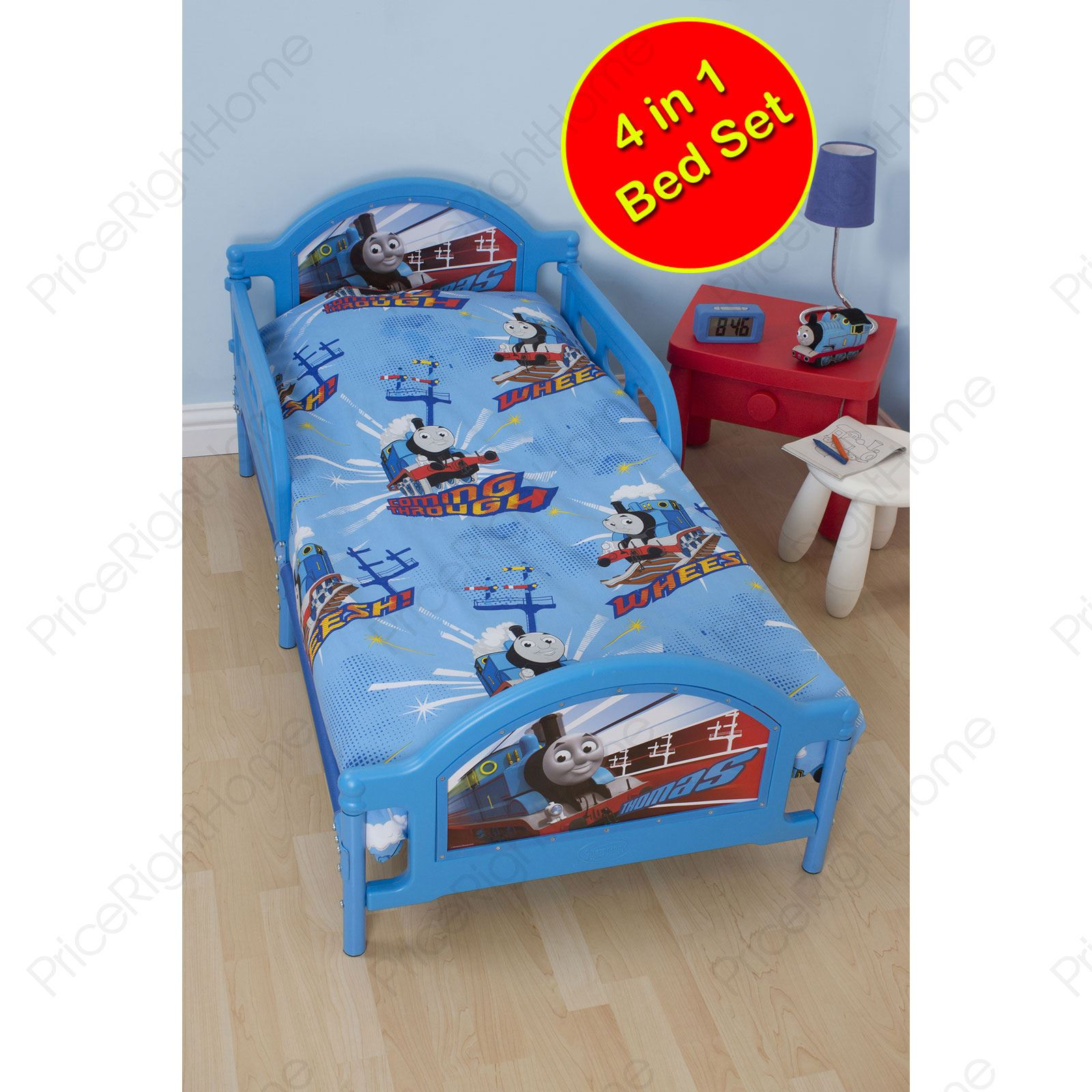 THOMAS THE TANK ENGINE BEDDING SINGLE DOUBLE AND. THOMAS THE TANK ENGINE BEDDING   SINGLE  DOUBLE AND TODDLER SIZE