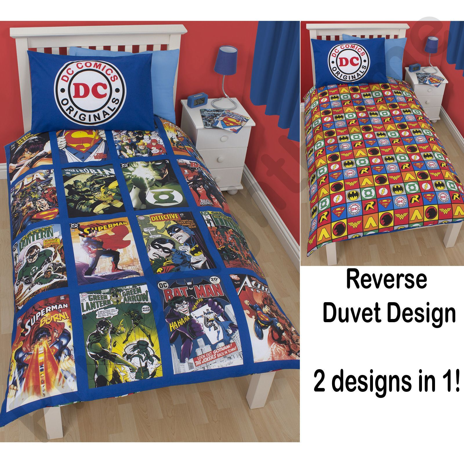 Marvel Bedroom Accessories Official Marvel Comics Bedding And Bedroom Accessories Bags