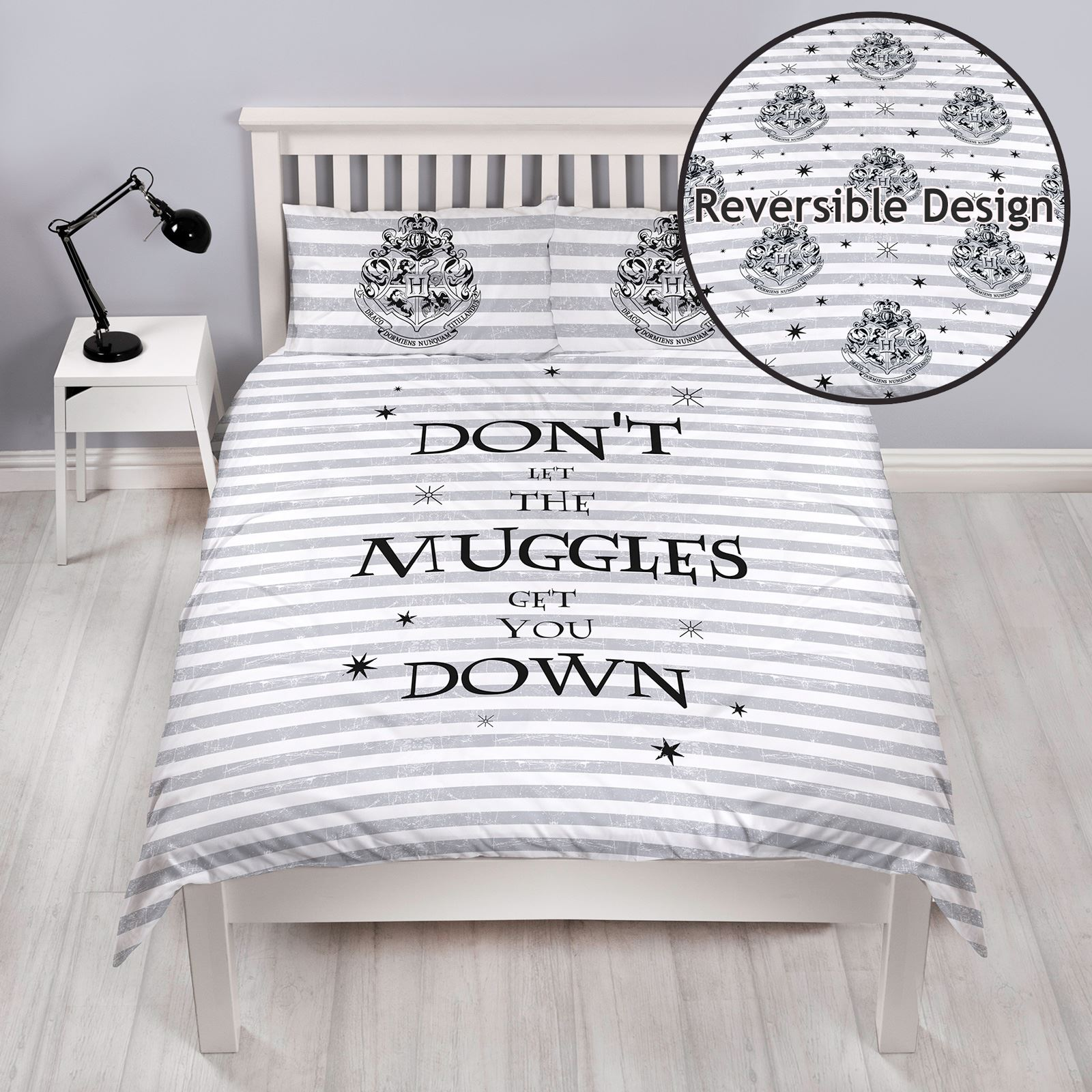Official Harry Potter Duvet Cover Sets Bedding Single