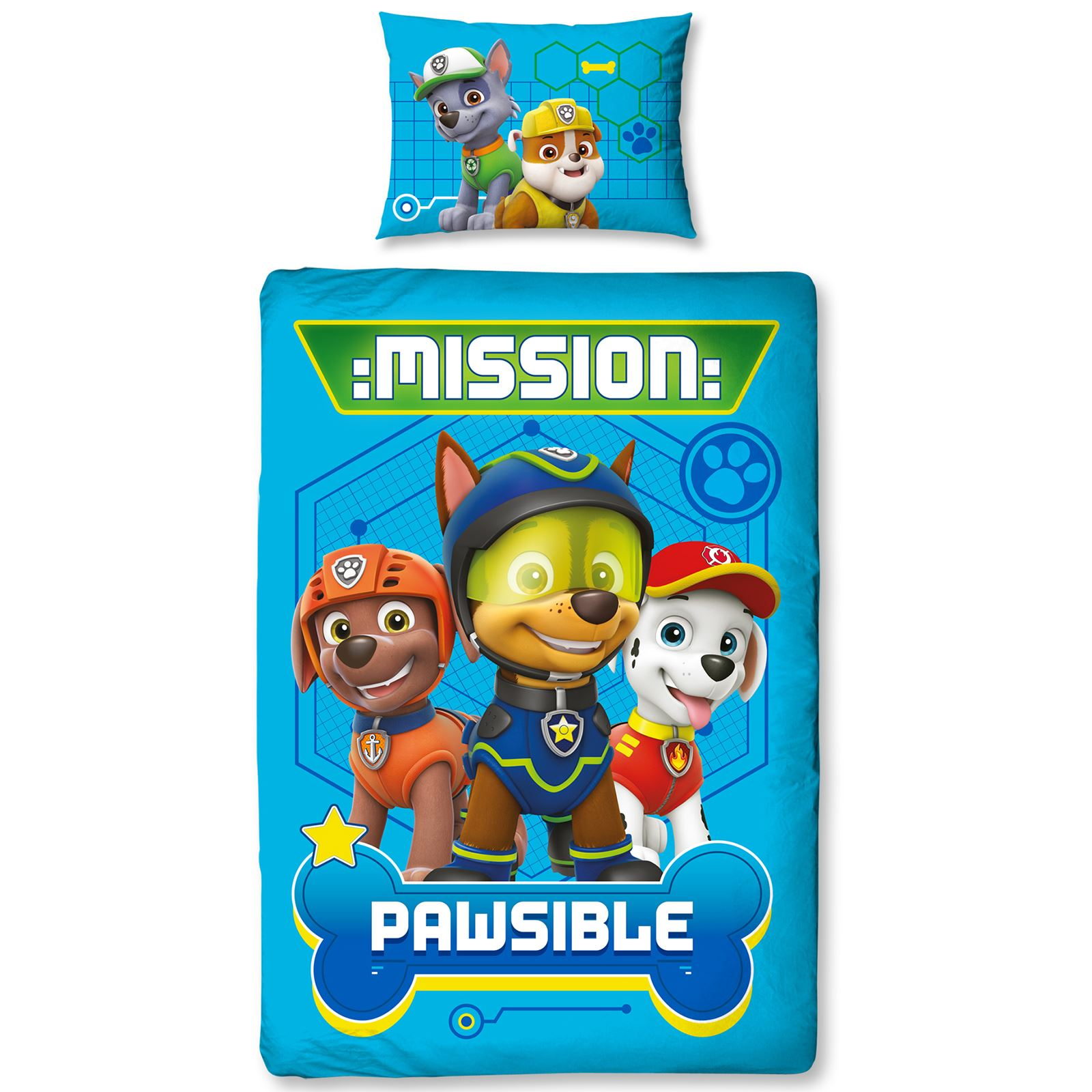Paw Patrol Serviette Enfants Espion