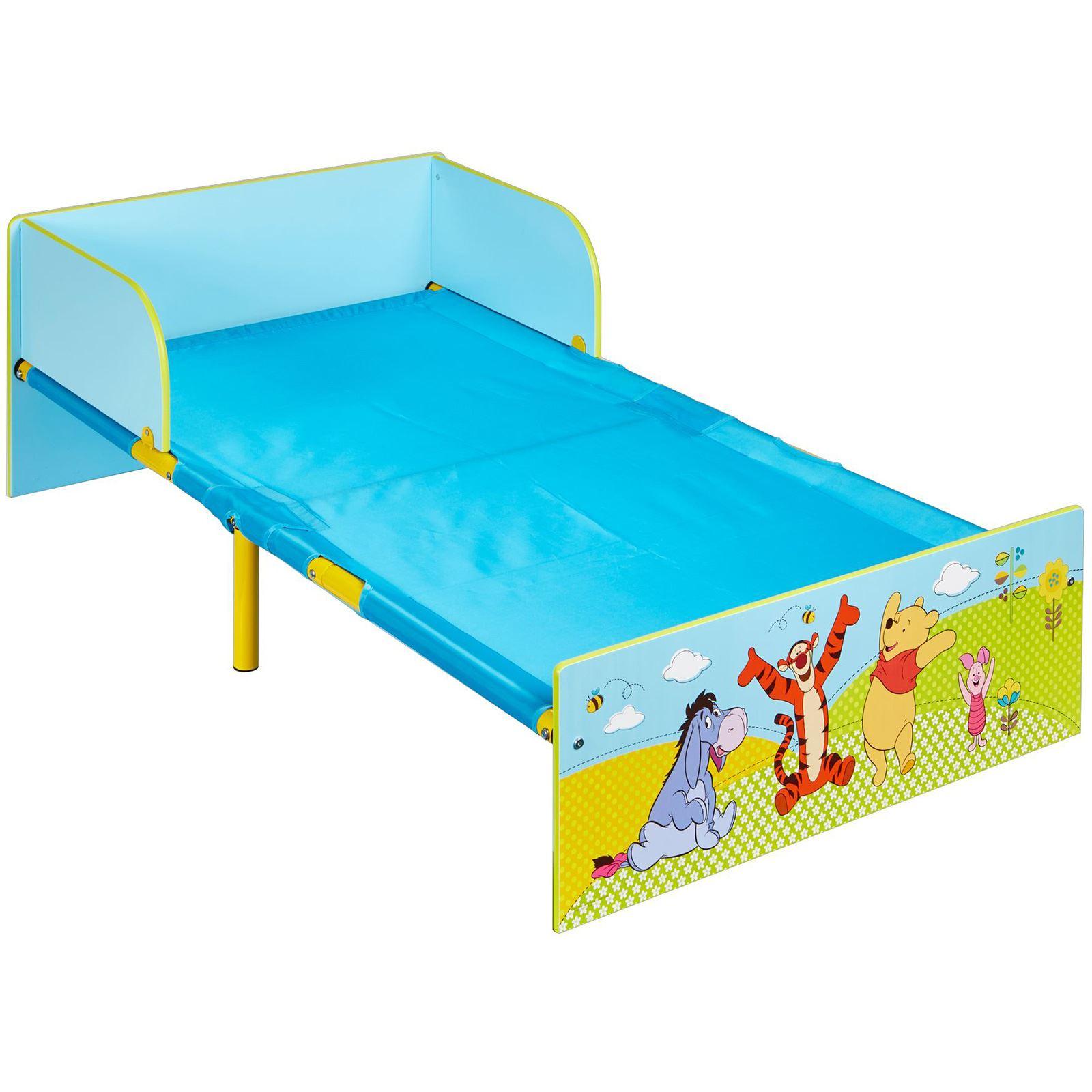 miniatura 52 - KIDS CHARACTER TODDLER BEDS - BOYS GIRLS BEDROOM DISNEY