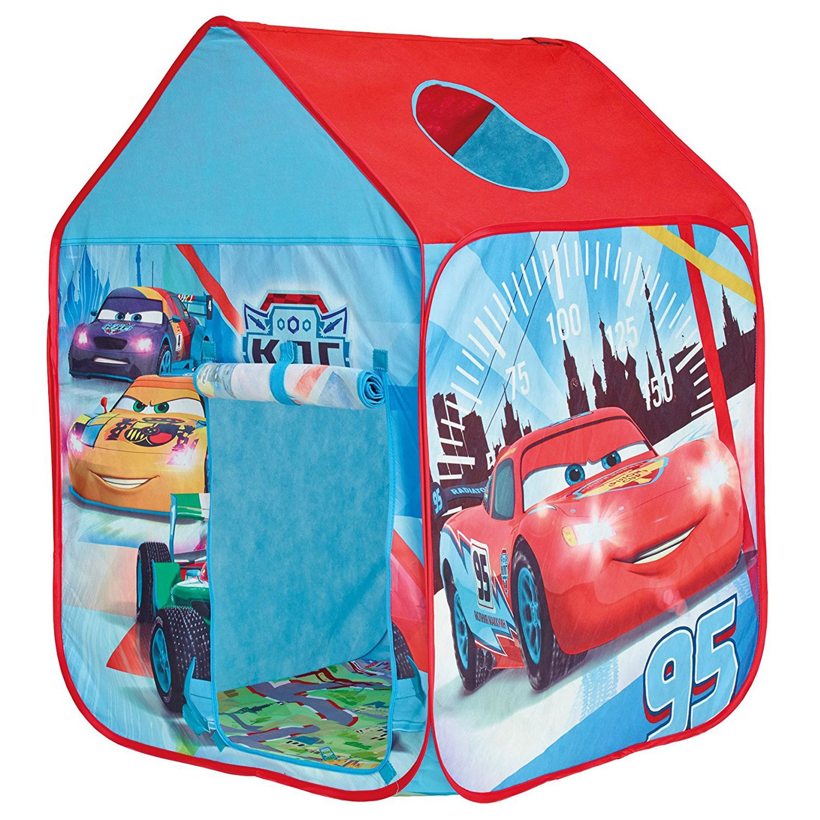 POP UP PLAY TENTS FEATURE KIDS DISNEY PRINCESS FROZEN CARS MINIONS FREE P+P  sc 1 st  eBay & POP UP PLAY TENTS FEATURE KIDS DISNEY PRINCESS FROZEN CARS ...