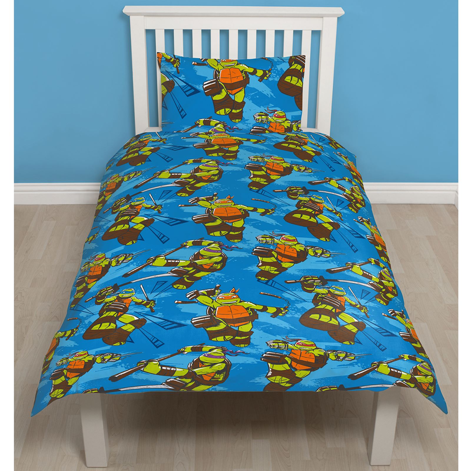 TEENAGE MUTANT NINJA TURTLES DUVET COVERS