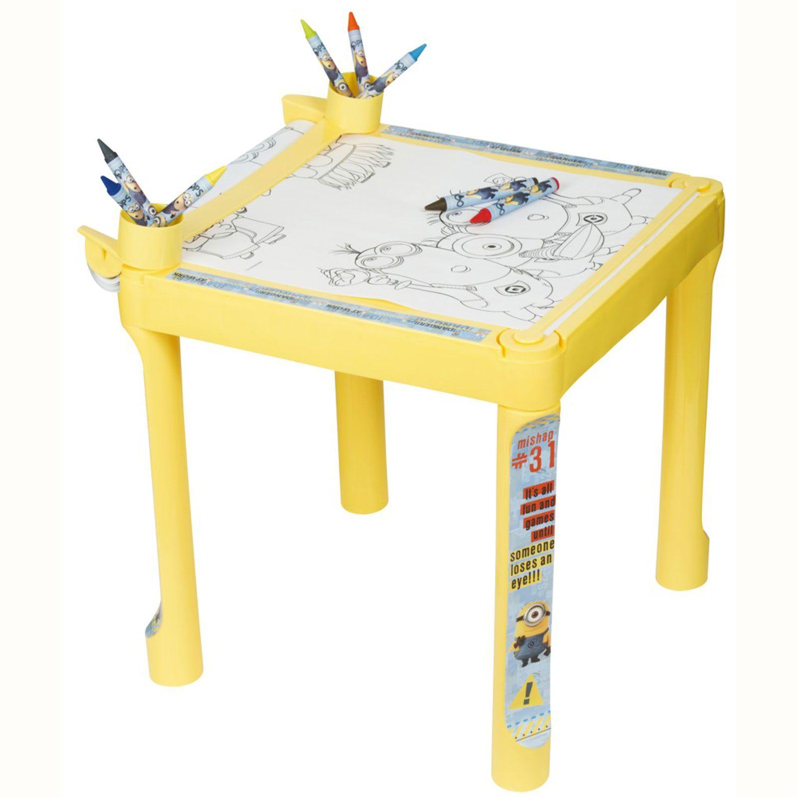Gru, mi villano favorito minions para Colorear Mesa con 5m | eBay
