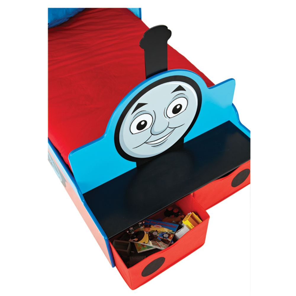 thomas the tank engine kleinkind bett mit lager kinder 18 monate ebay. Black Bedroom Furniture Sets. Home Design Ideas