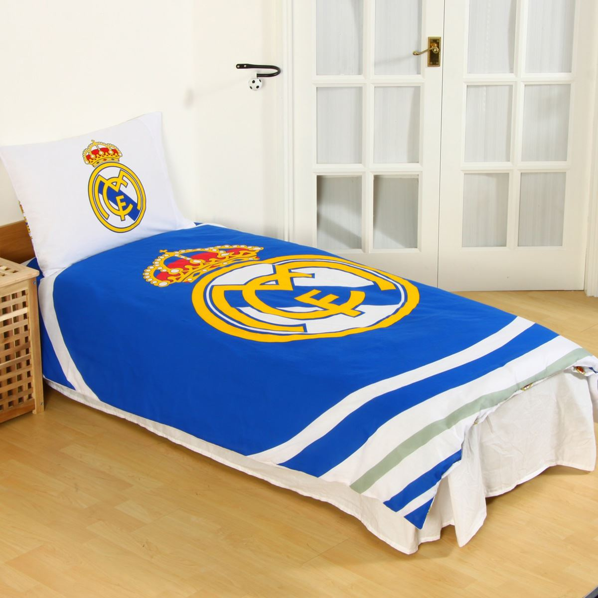 Real Madrid Bedding Accessories Football Duvet Covers