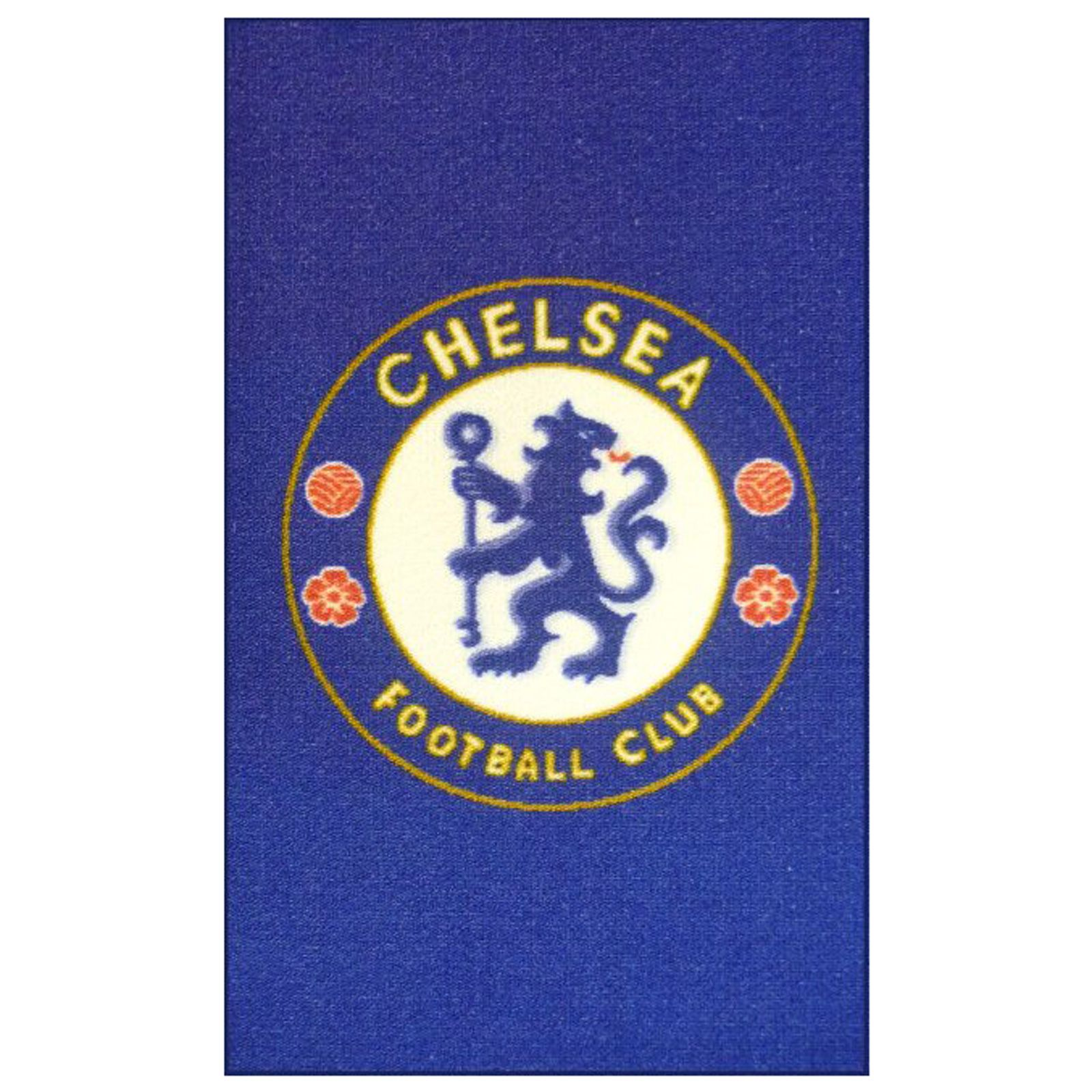 Chelsea Fc Floor Rug New Mat Football 100 Official