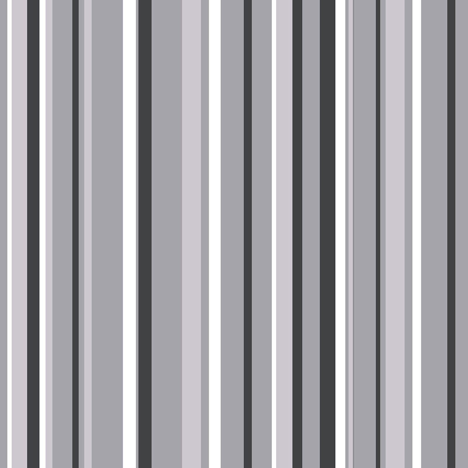 havana streifen tapete franz sisch grau farbig m0601 schwarz wei ebay. Black Bedroom Furniture Sets. Home Design Ideas