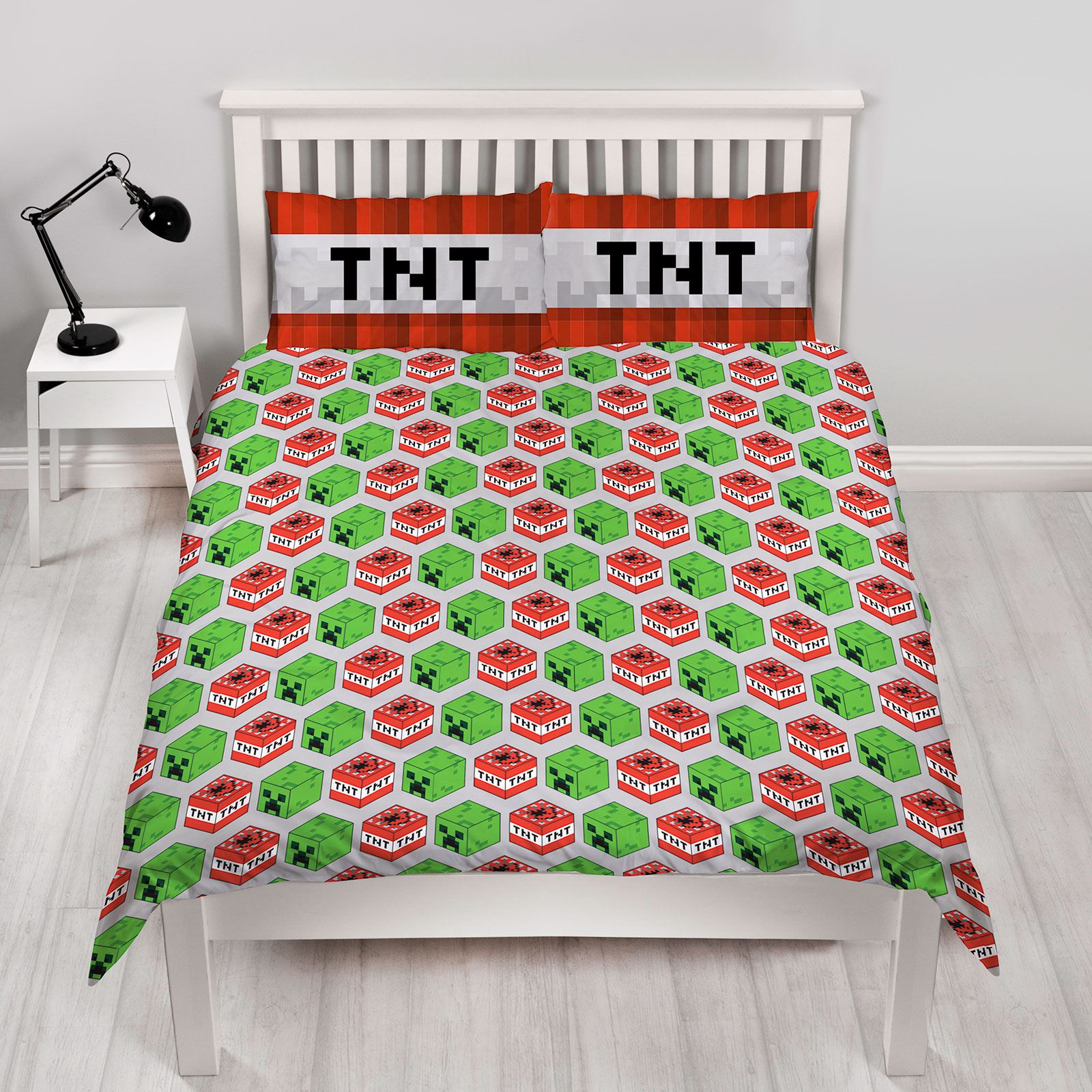 Minecraft Gaming Fan Duvet Cover Sets Cushions Blankets Towels Sold Separately Ebay