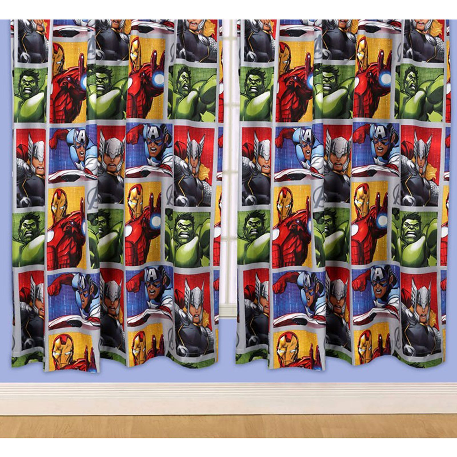 High Quality KIDS DISNEY AND CHARACTER CURTAINS 54 72 INCH