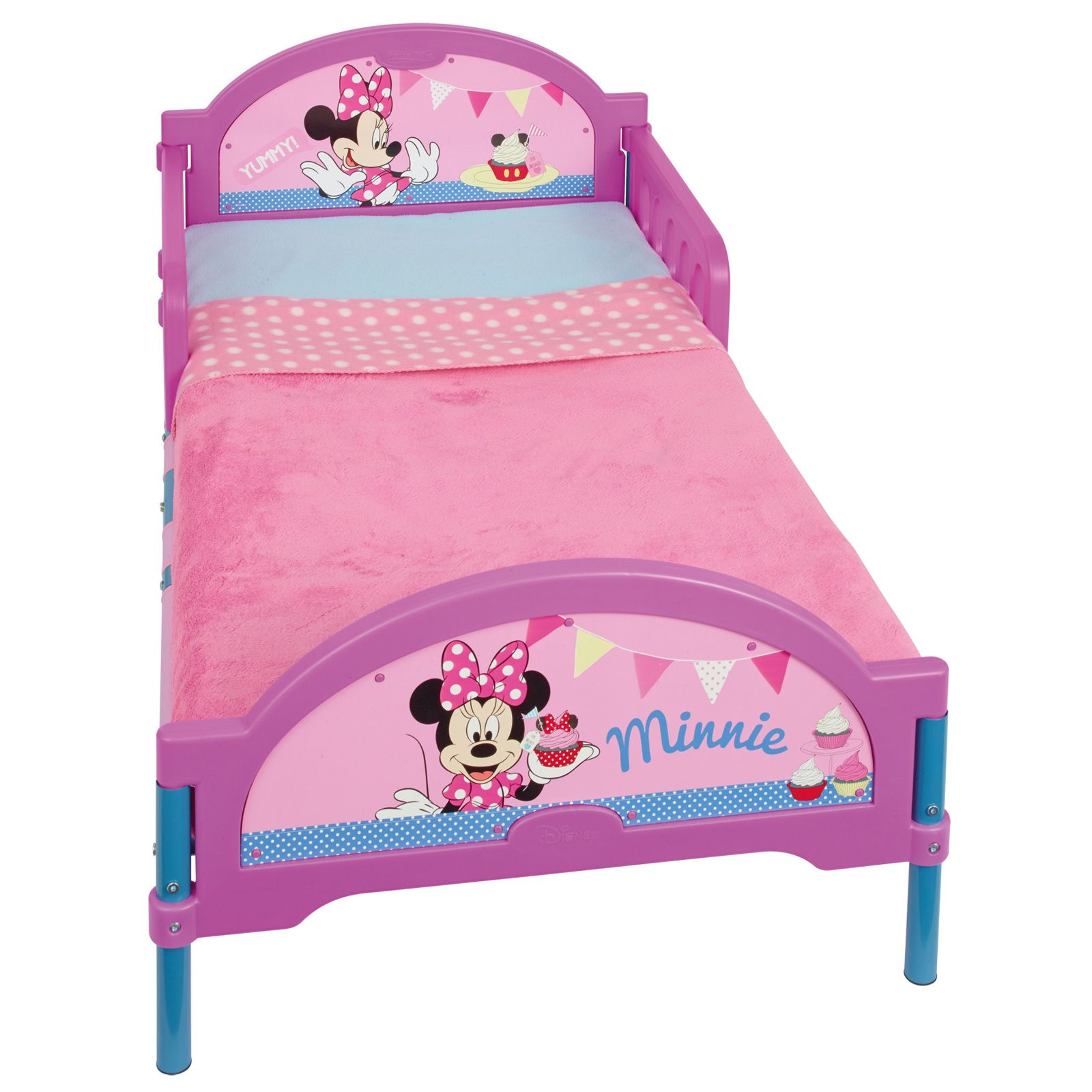 KIDS CHARACTER COSYTIME TODDLER JUNIOR BEDS - MATTRESS ...