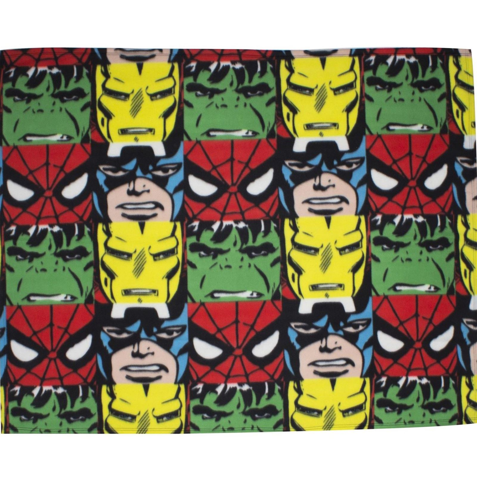 Kids Character Fleece Blankets Star Wars Avengers Paw