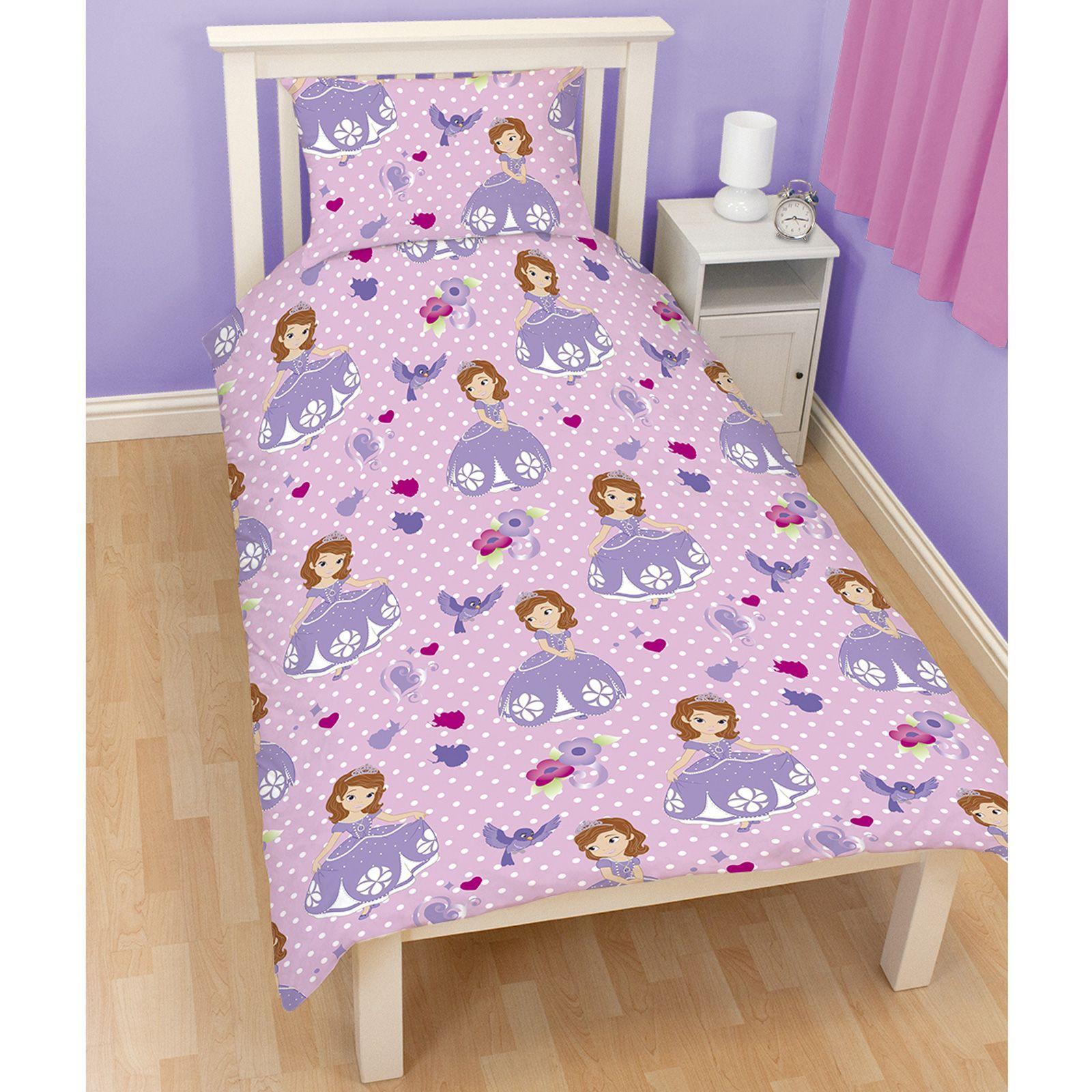 Disney Sofia The First Bedding Single Double Amp Junior