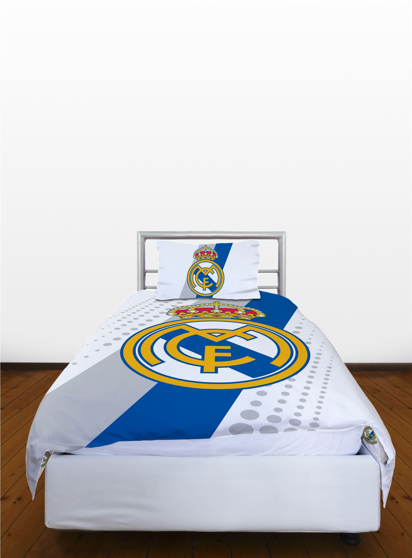 OFFICIAL FOOTBALL CLUB DUVET COVER SETS - CHELSEA MANCHESTER ...