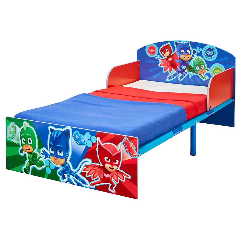 miniatura 40 - KIDS CHARACTER TODDLER BEDS - BOYS GIRLS BEDROOM DISNEY