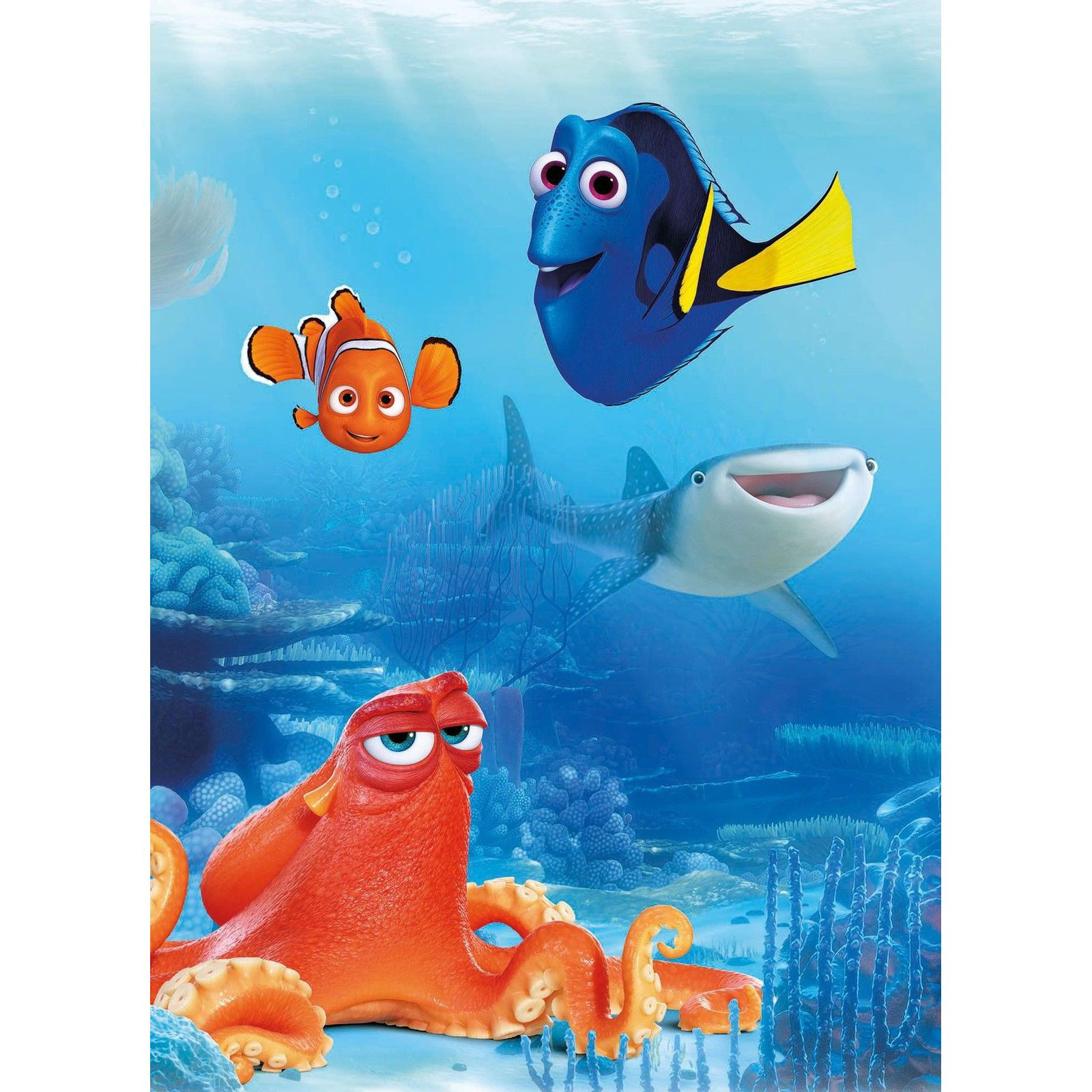 Finding Dory Nemo Amp Friends Crush Wall Murals Underwater