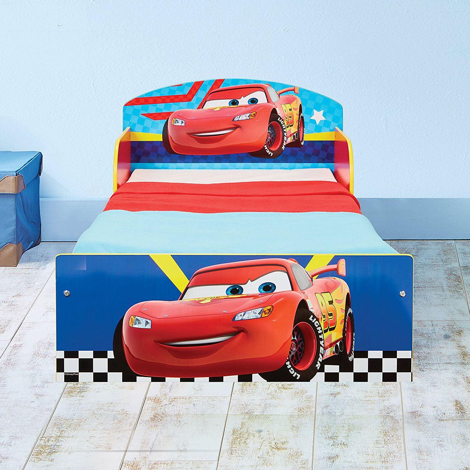 miniatura 4 - KIDS CHARACTER TODDLER BEDS - BOYS GIRLS BEDROOM DISNEY