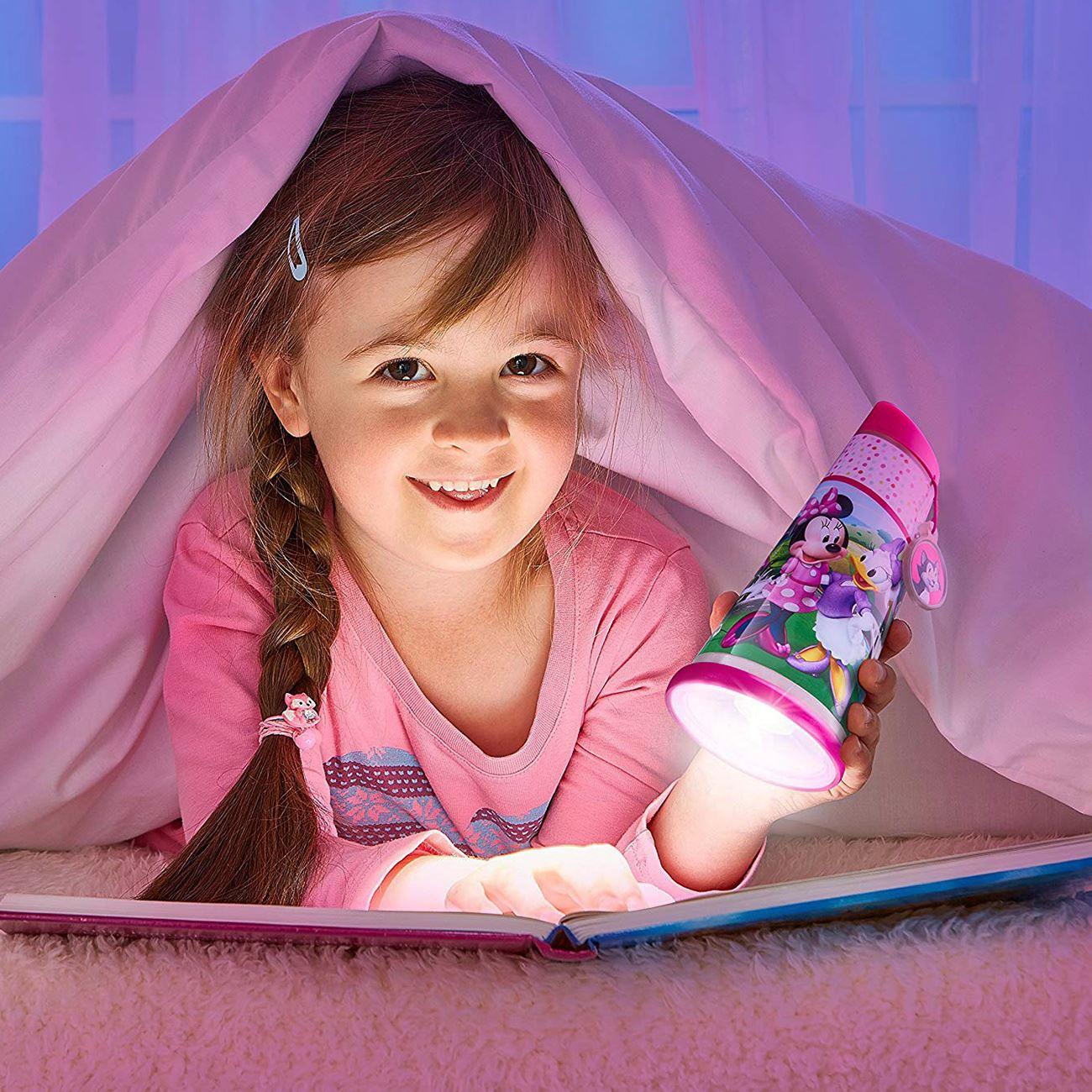 Indexbild 48 - Go Glow Nacht Beam Kipp Torch Beleuchtung Licht Kinder Schlafzimmer