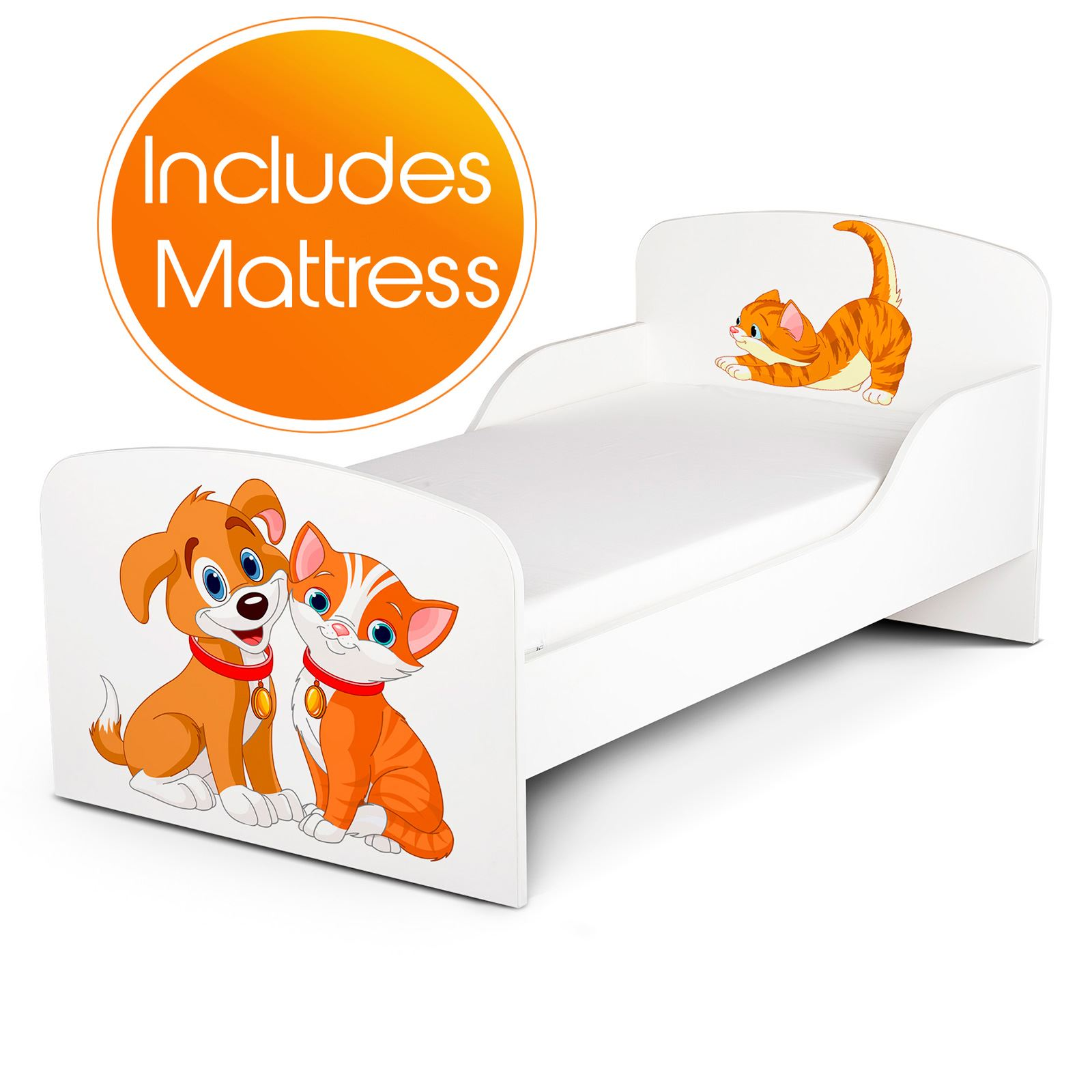 pricerighthome katze hund kleinkind bett schutz seiten. Black Bedroom Furniture Sets. Home Design Ideas