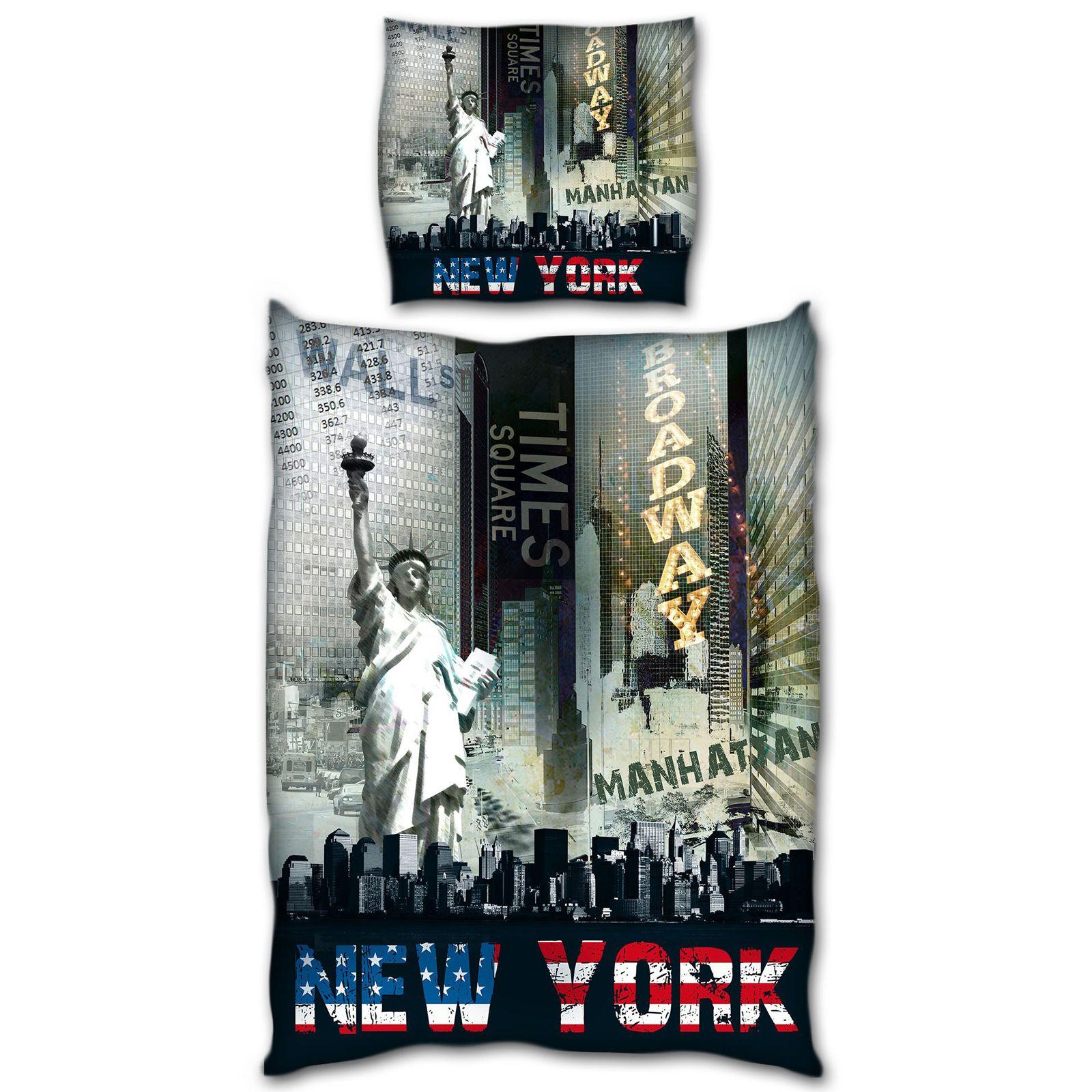 new york city bedding duvet cover sets usa skyline. Black Bedroom Furniture Sets. Home Design Ideas