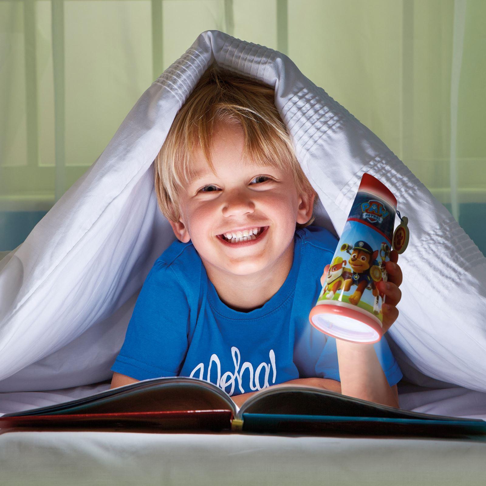 Indexbild 62 - Go Glow Nacht Beam Kipp Torch Beleuchtung Licht Kinder Schlafzimmer