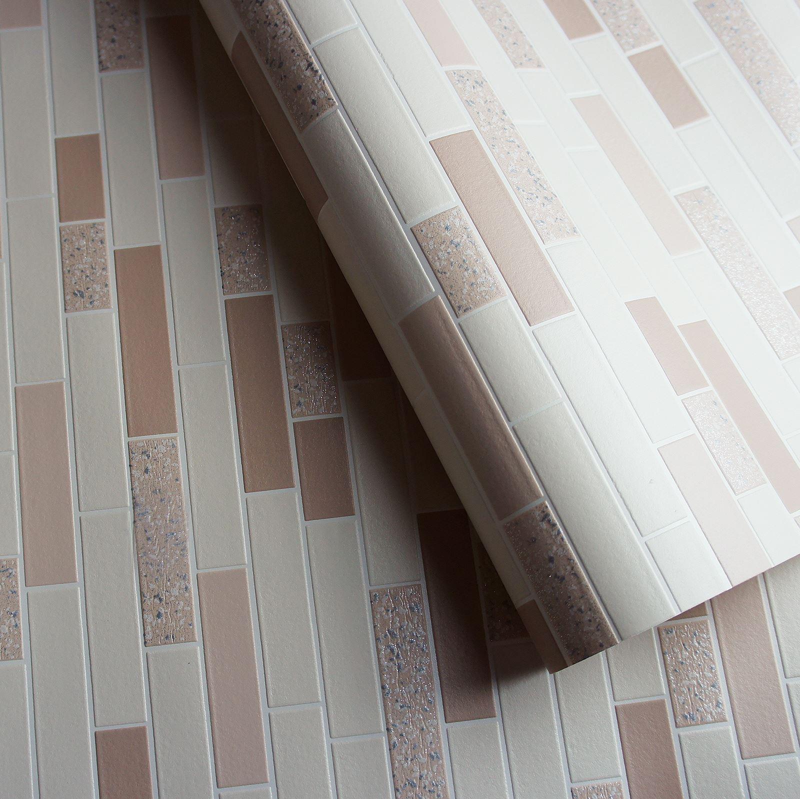 Kitchen Wallpaper Ebay Uk: HOLDEN TILING ON A ROLL OBLONG GRANITE TILE GLITTER