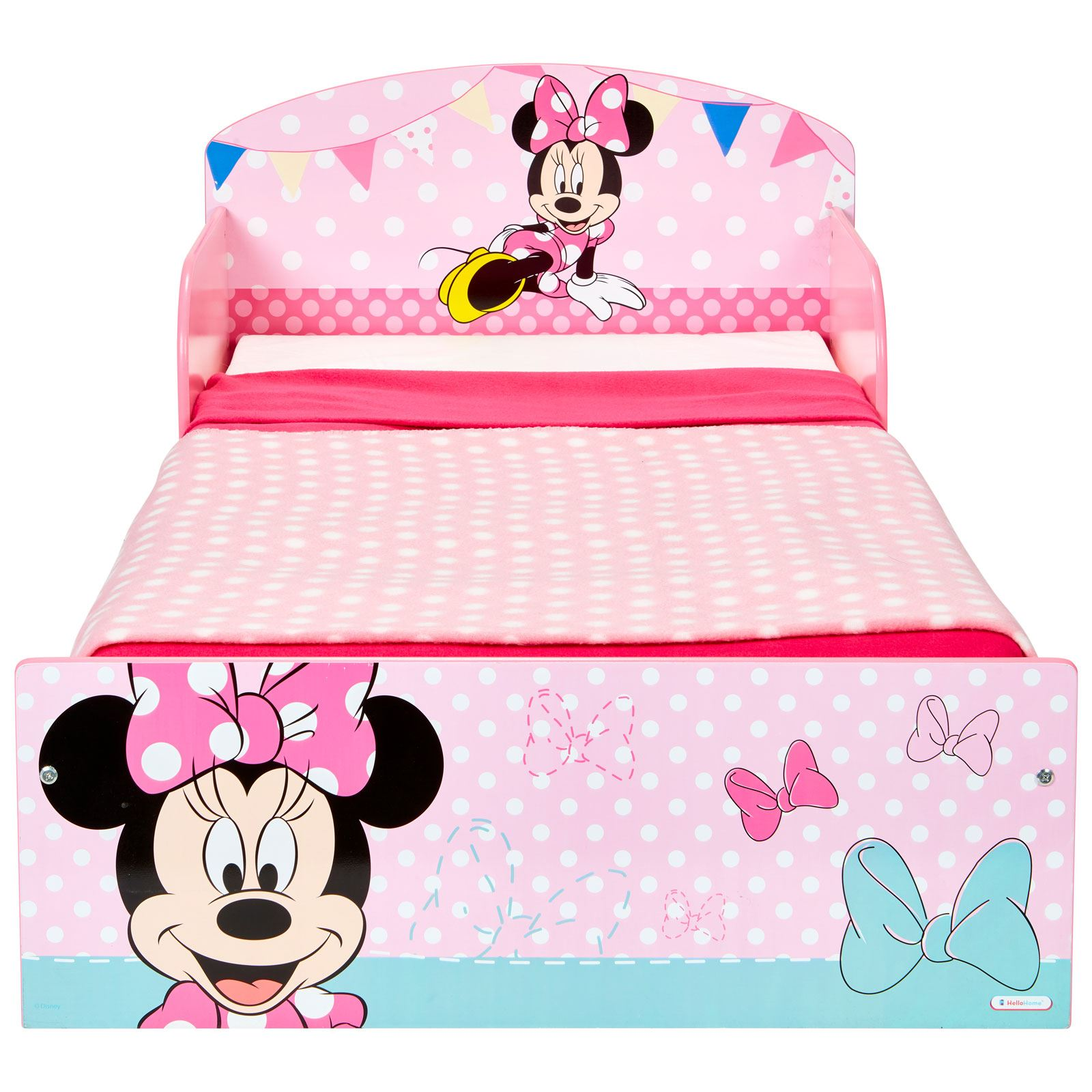 miniatura 24 - KIDS CHARACTER TODDLER BEDS - BOYS GIRLS BEDROOM DISNEY