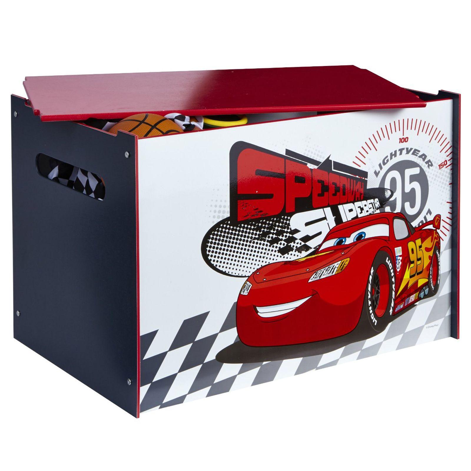 My Little Pony Metal Toy Storage Unit Box Organiser Kids: CHARACTER & DISNEY TOY BOX BEDROOM STORAGE