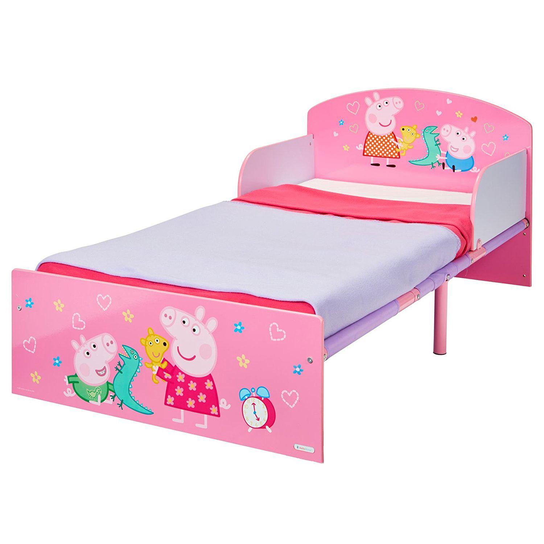 miniatura 33 - KIDS CHARACTER TODDLER BEDS - BOYS GIRLS BEDROOM DISNEY