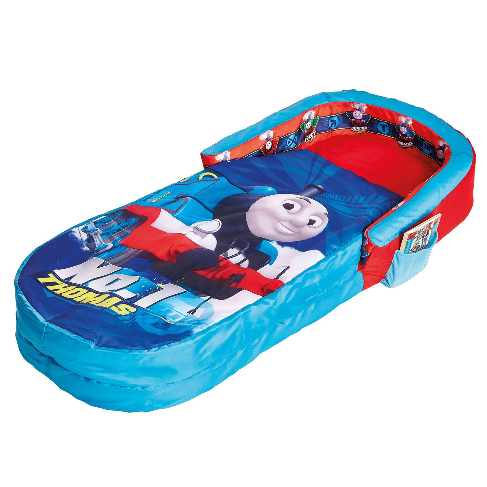 KIDS READY BED INFLATABLE AIR BEDS CAMPING SLEEPOVERS ...