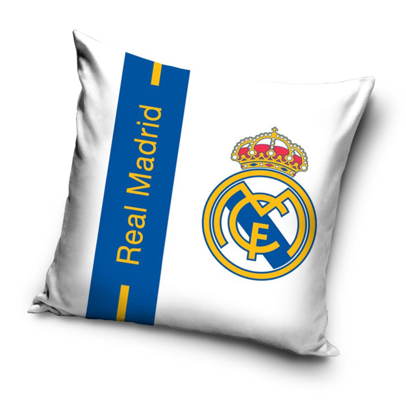 FOOTBALL TEAM OFFICIAL CUSHIONS   ARSENAL, BARCELONA, REAL MADRID