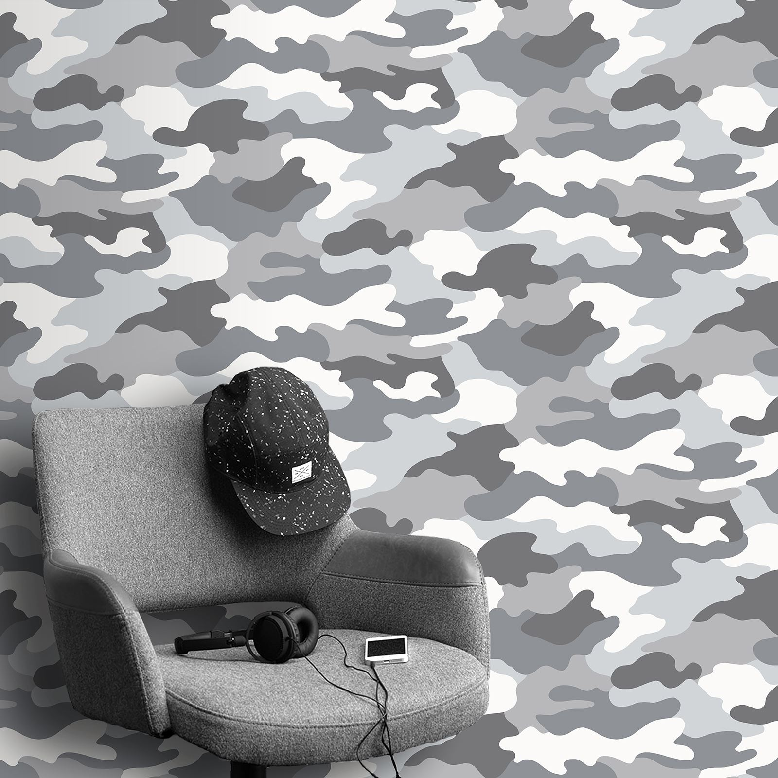 camouflage wallpaper 10m khaki green grey black army soldier