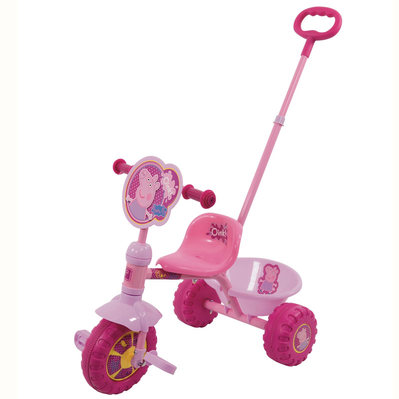 Peppa Pig Outdoor Range Choose From My First Ride On Trike
