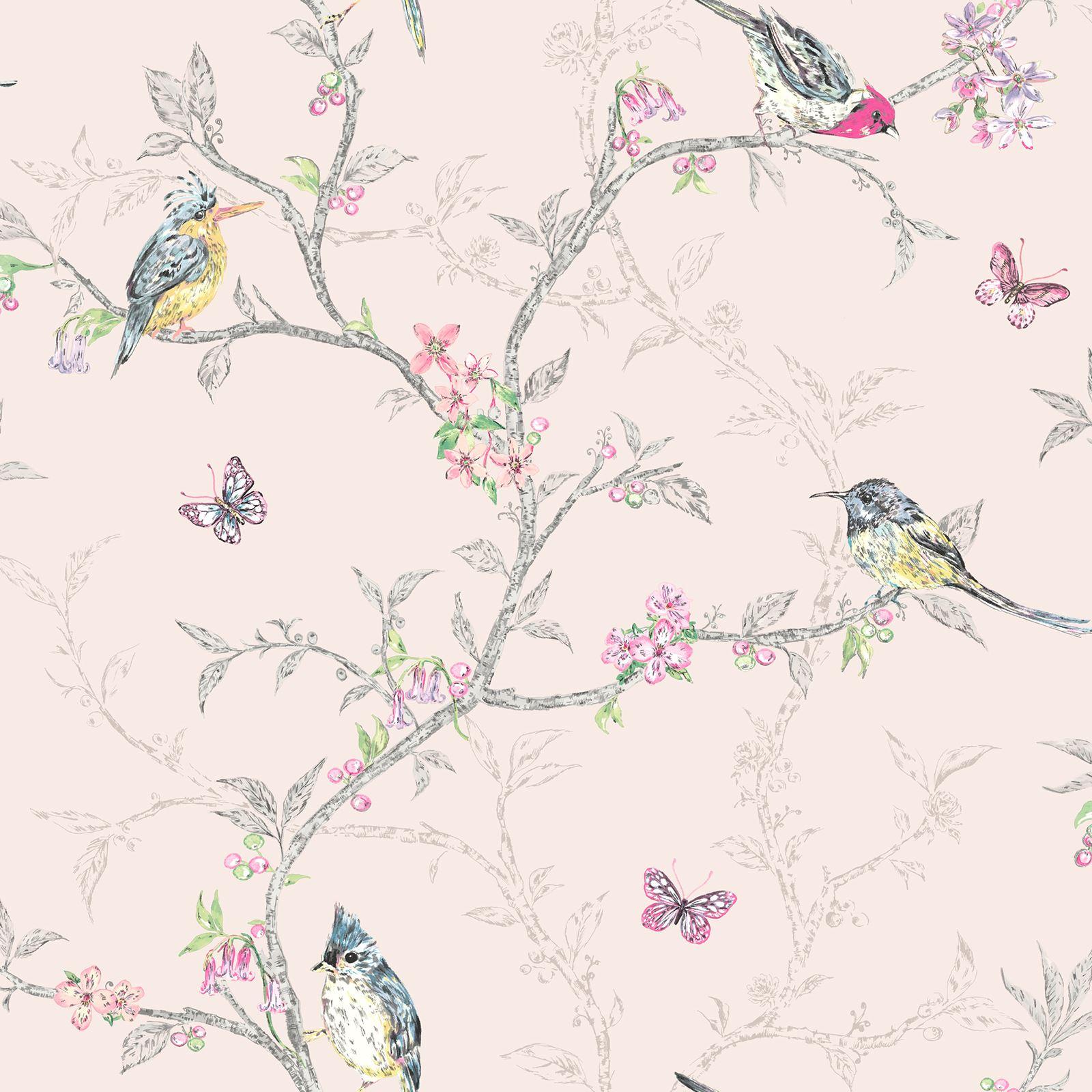 Birds-Wallpaper miniatuur 105