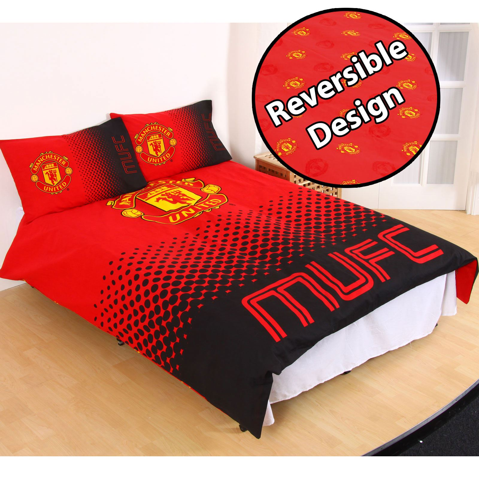 Fc Barcelona Bedding Double