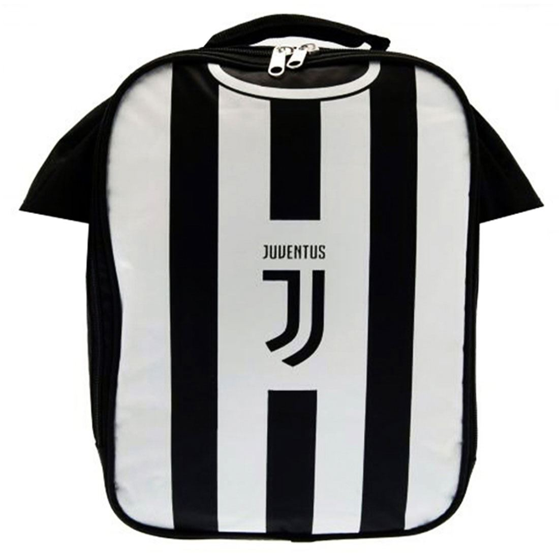 new style f014b 40e23 Details about JUVENTUS FC KIT INSULTED LUNCH BAG SHIRT FOOTBALL SCHOOL KIDS
