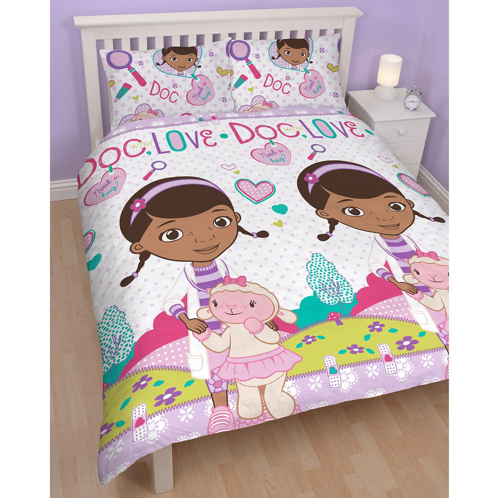 doc mcstuffins bedroom doc mcstuffins bedroom bedding duvet covers in single and 11456